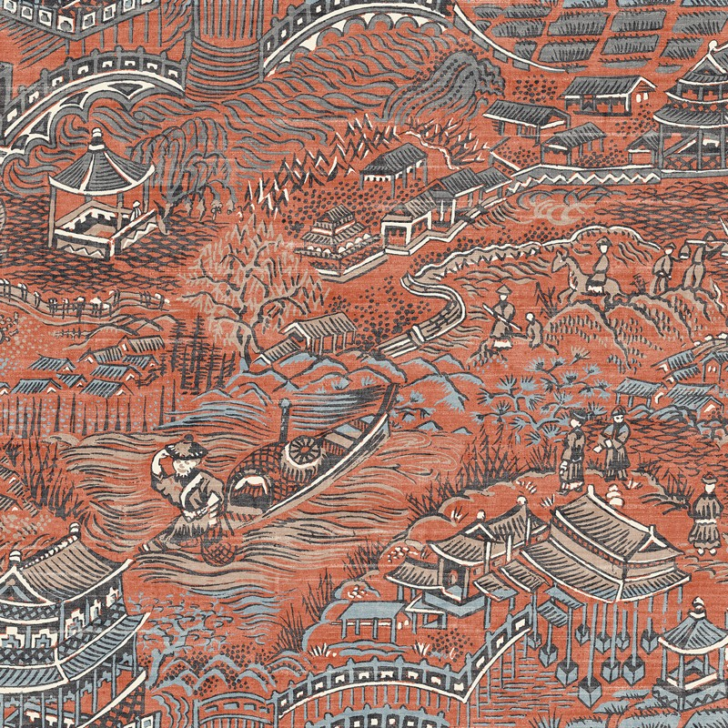 Papel pintado Arte Curiosa Scenery 13562
