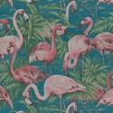 Curiosa Flamingo 31541-C Arte Papel Pintado