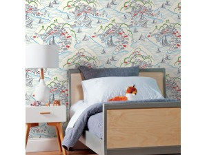 Papel pintado York Wallcoverings Young at Heart LK8240 A
