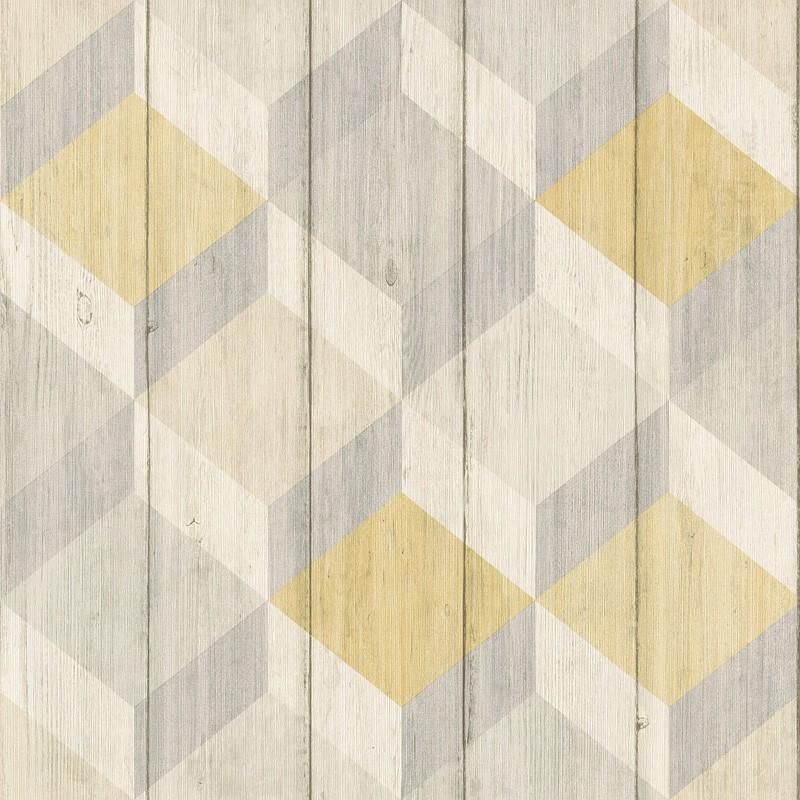 Papel pintado Colowall Geometric Space 286-4446