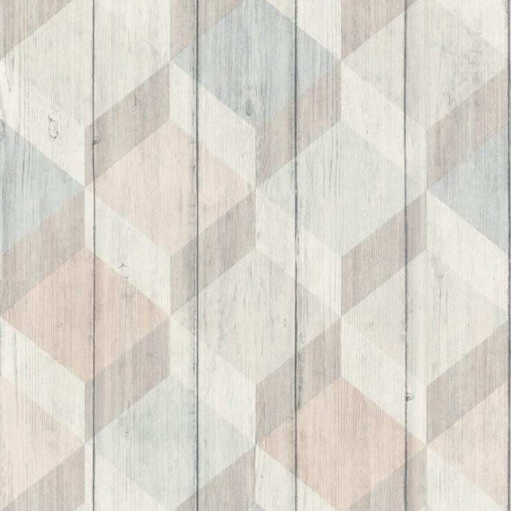Papel pintado Colowall Geometric Space 286-4442