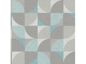 Papel pintado Colowall Geometric Space 286-4437