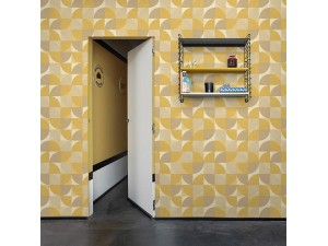 Papel pintado Colowall Geometric Space 286-4434 A