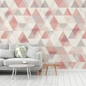 Geometric Space 286-4453 Colowall Mural