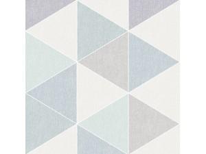 Papel pintado Arthouse Retro House Scandi Triangle 908205