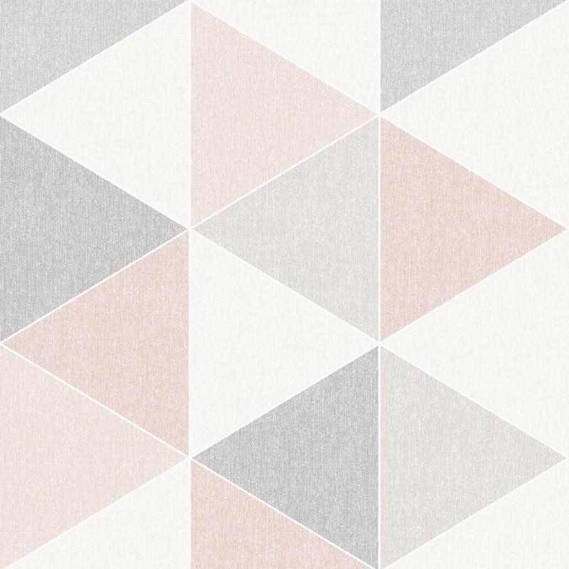 Papel pintado Arthouse Retro House Scandi Triangle 908204