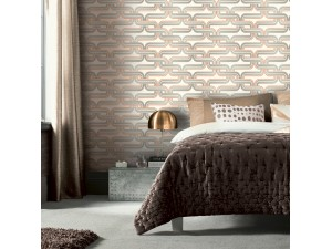 Papel pintado Arthouse Retro House Link 902404 A