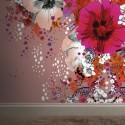 Roberto Cavalli nº 6 RC 17209 Ibiscus Mural Decorativo