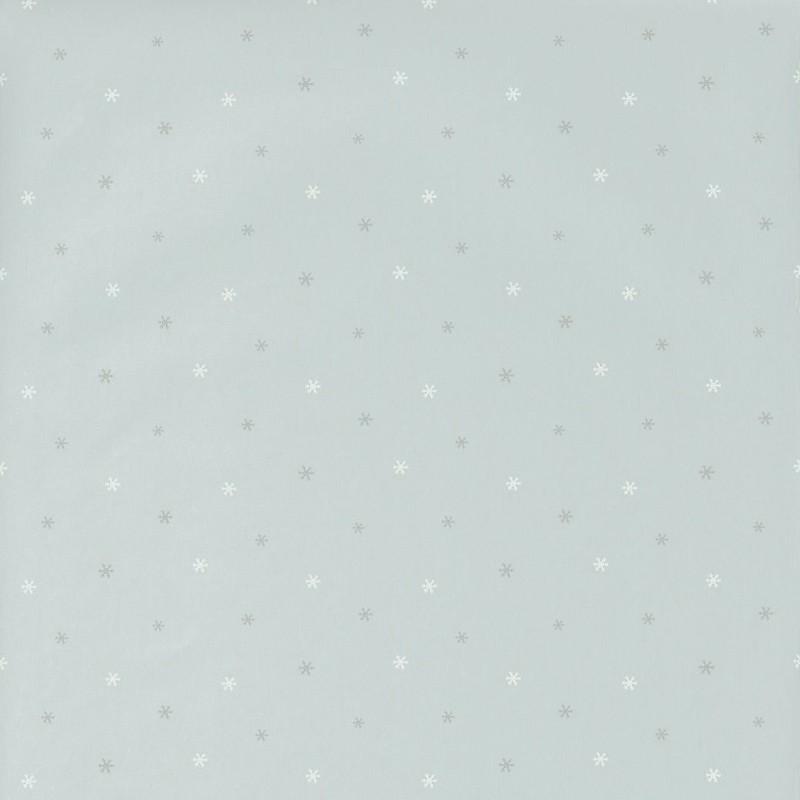 Papel pintado infantil Casadeco Happy Dreams Snowflake HPDM82836127