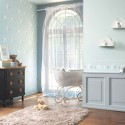 Happy Dreams HPDM 8282 61 26 Polar Bear Papel pintado infantil