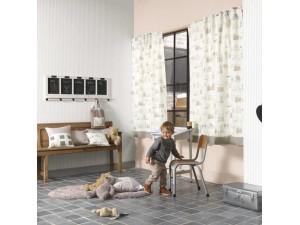 Papel pintado infantil Casadeco Happy Dreams Rayure HPDM29889014 A