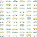 Tela Happy Dreams HPDM 8324 72 15 Allover Vintage Cars