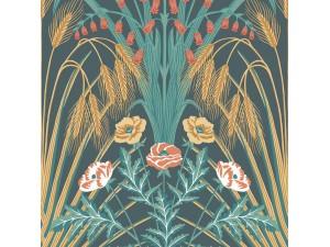 Papel pintado Cole & Son Botanical Botanica Bluebell 115-3010