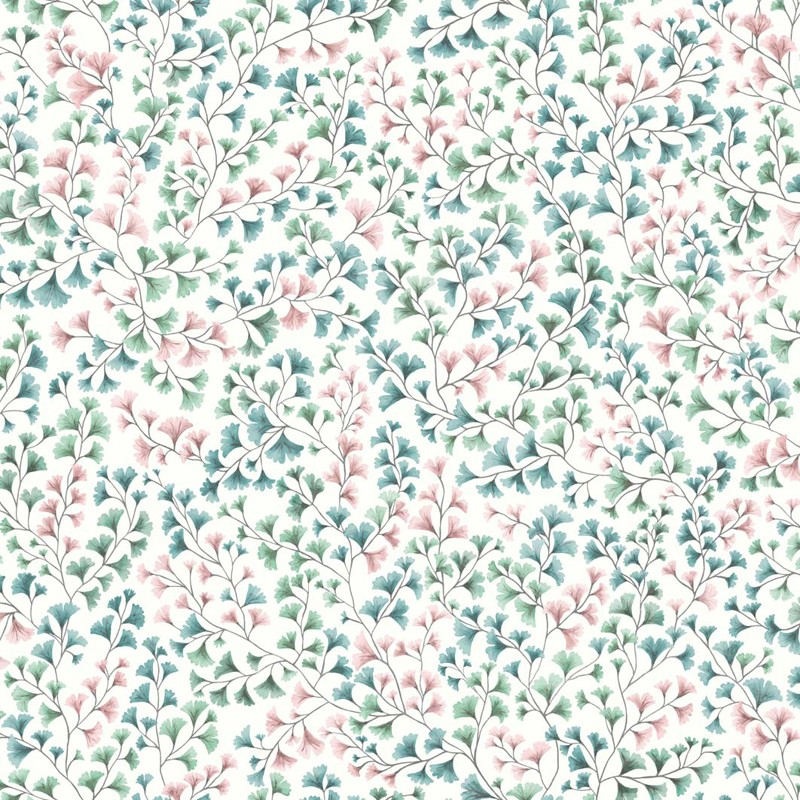 Papel pintado Cole & Son Botanical Botanica Maidenhair 115-6017