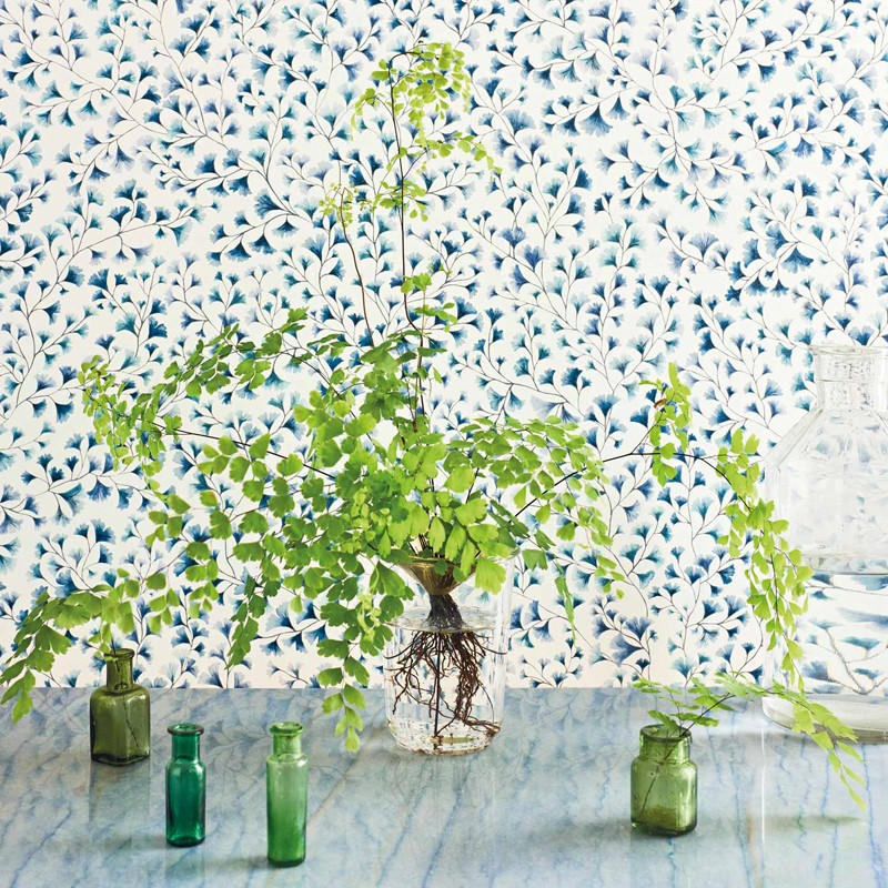 Papel pintado Cole & Son Botanical Botanica Maidenhair 115-6019 A