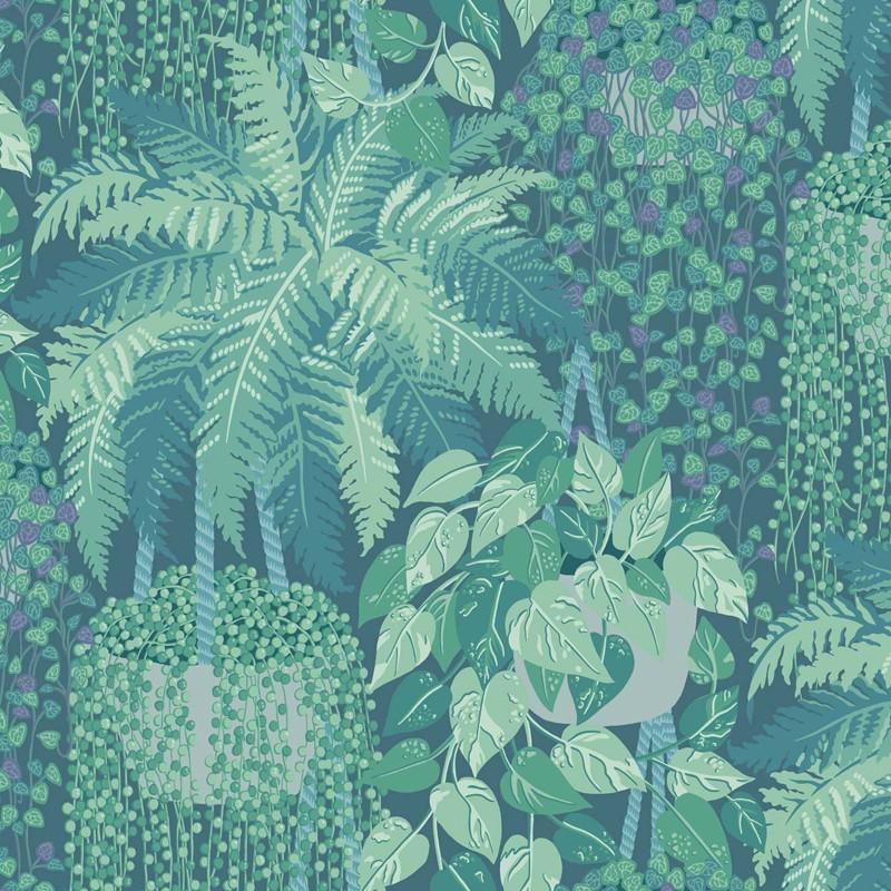 Papel pintado Cole & Son Botanical Botanica Fern 115-7022
