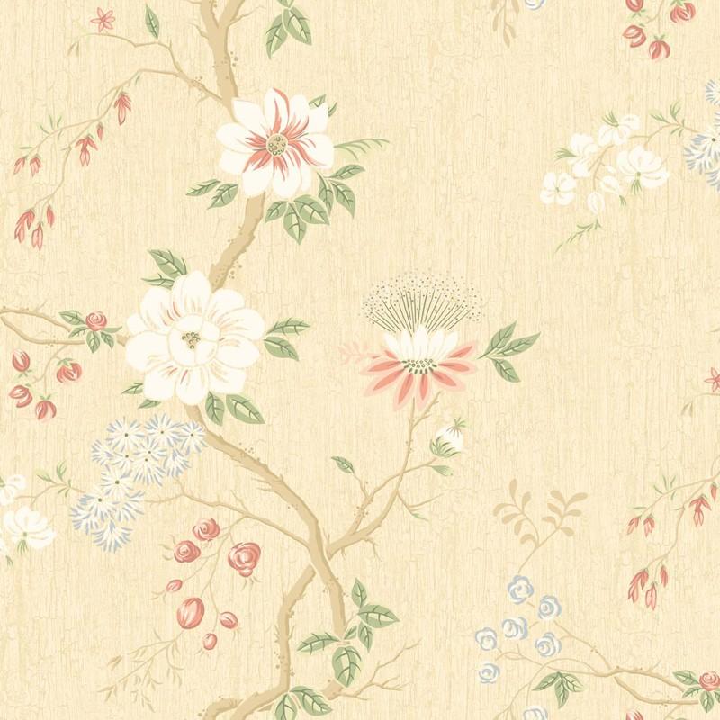 Papel pintado Cole & Son Botanical Botanica Camellia 115-8023