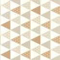 Tonic Triangle TONI 6944 14 07 Caselio Papel pintado