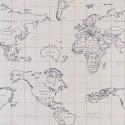 Tonic Map World TONI 6947 33 28 Caselio Papel pintado
