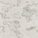 Tonic Map World TONI 6947 62 34 Caselio Papel pintado