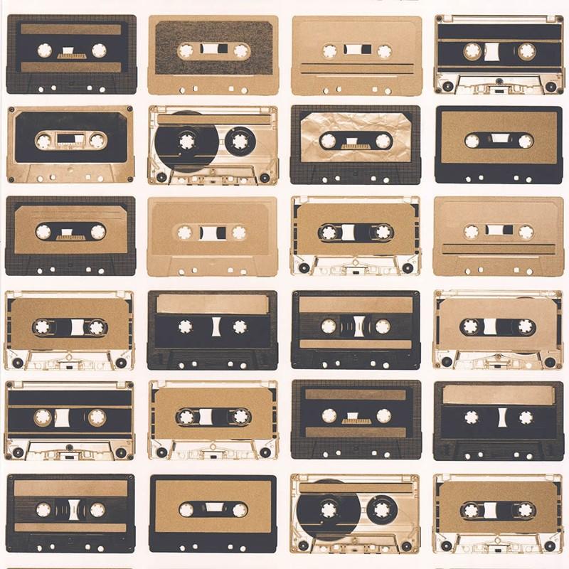 Papel pintado Caselio Tonic Cassettes TONI69513313