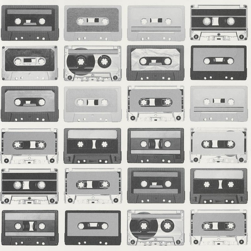 Papel pintado Caselio Tonic Cassettes TONI69519229