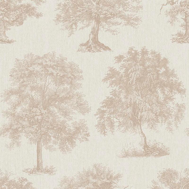 Papel pintado Saint Honoré Simplicity Superfresco Easy Enchanted Tree 1551-104877