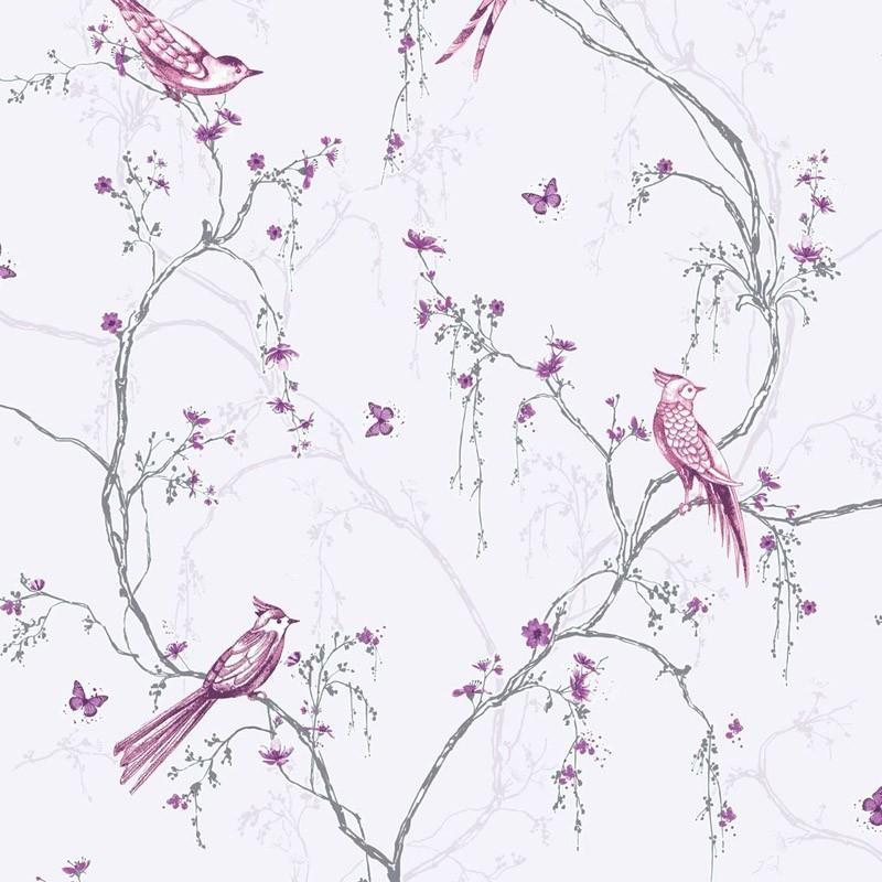 Papel pintado Saint Honoré Simplicity Superfresco Easy Songbird 1551-101842
