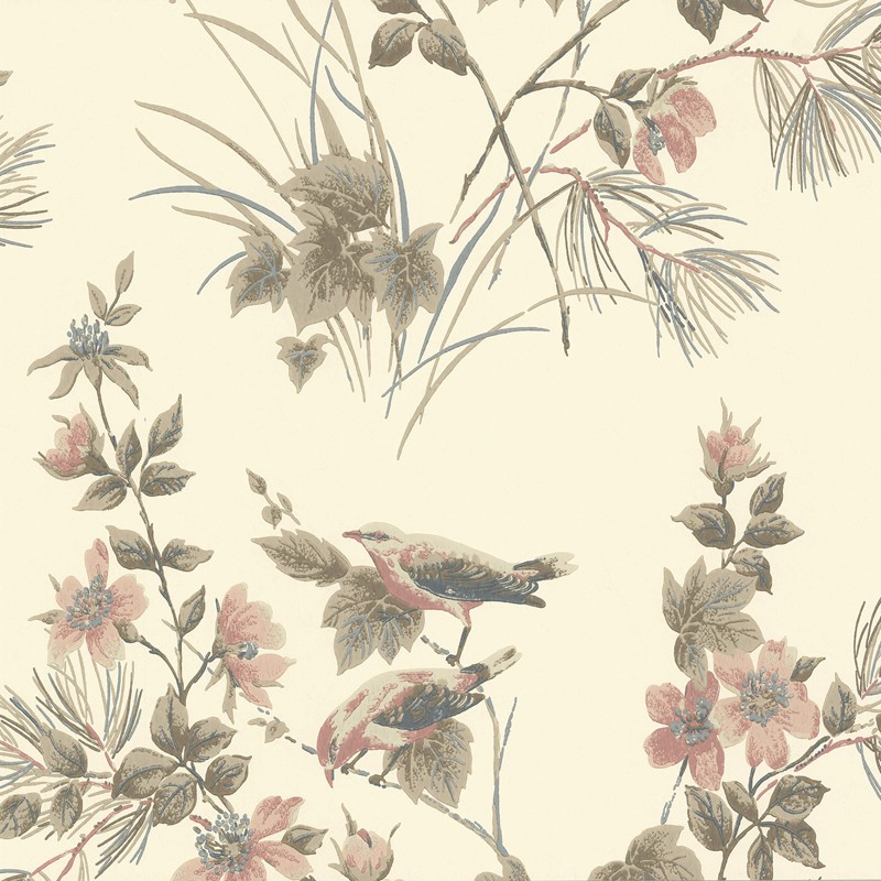 Papel pintado 1838 Wallcoverings Rosemore 1601-100-03