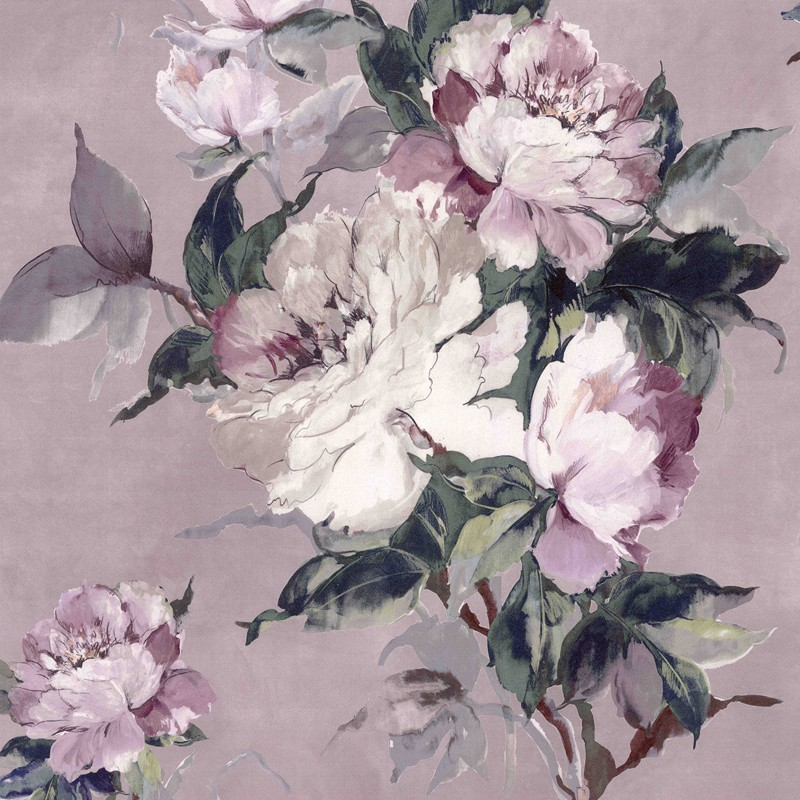Papel pintado 1838 Wallcoverings Camellia Madama Butterfly 1703-108-02