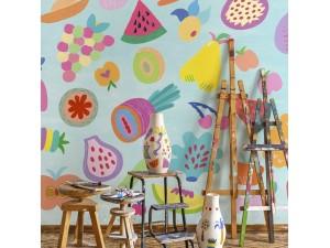 Mural Coordonné 40 th Anniversary Zosen Sabor Mediterráneo 8000082-N