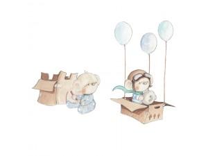 Vinilos infantiles Decoas Sueños BEA-007