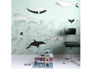 Mural decorativo infantil Decoas Sueños 842500 A