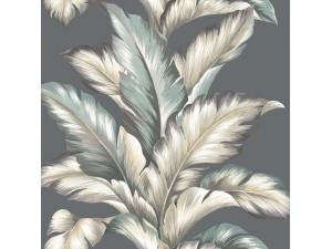Papel pintado Wallquest Maui Maui Big Leaf TP81208