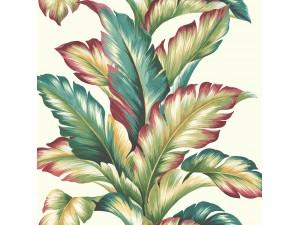 Papel pintado Wallquest Maui Maui Big Leaf TP81224