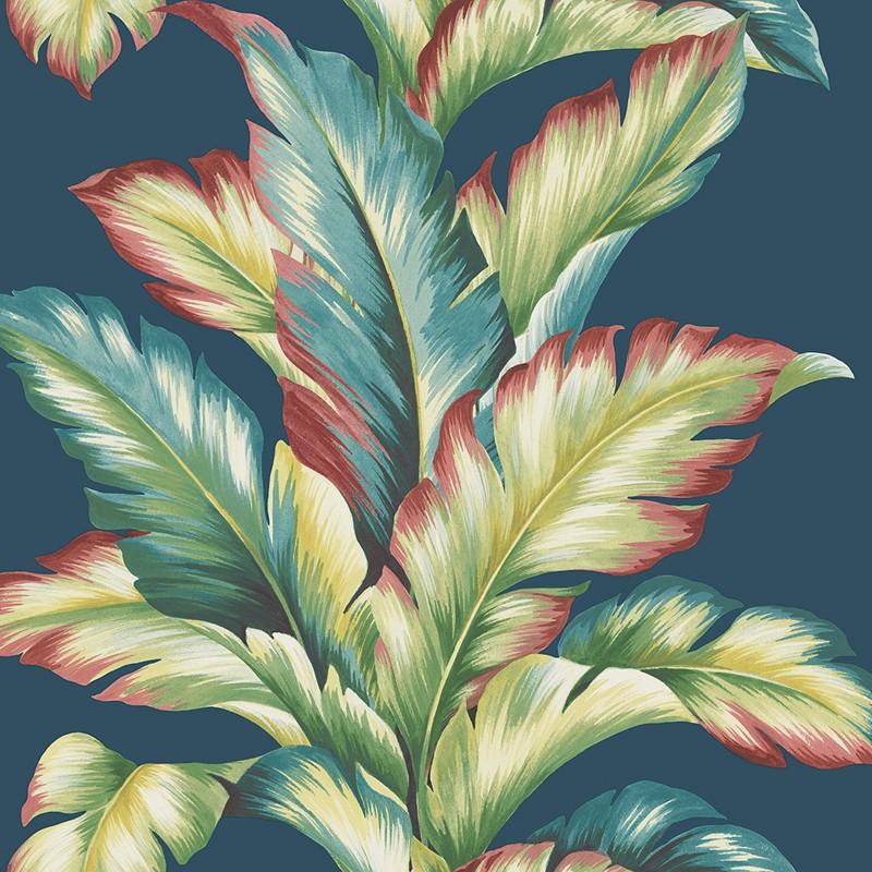 Papel pintado Wallquest Maui Maui Big Leaf TP81214