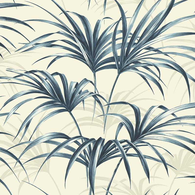 Papel pintado Wallquest Maui Maui Open Palm Leaf TP80612