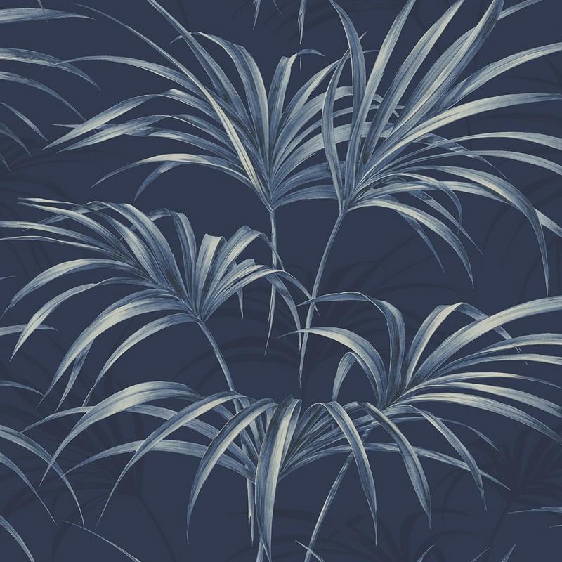 Papel pintado Wallquest Maui Maui Open Palm Leaf TP80602