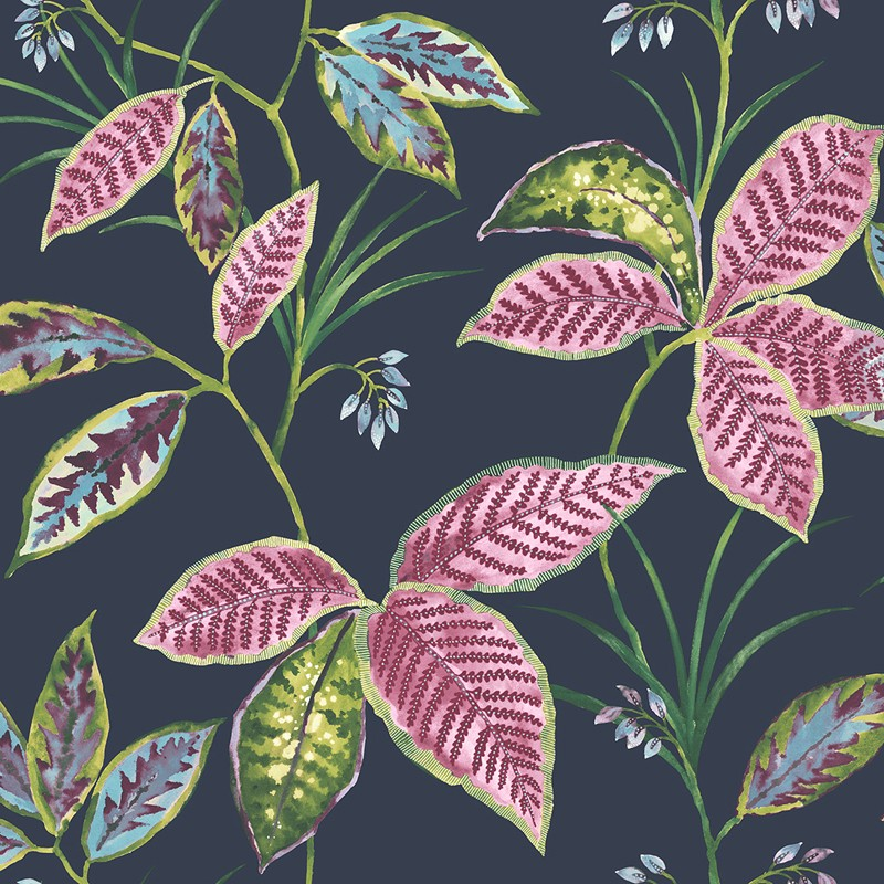 Papel pintado Wallquest Maui Maui Leaves TP80802