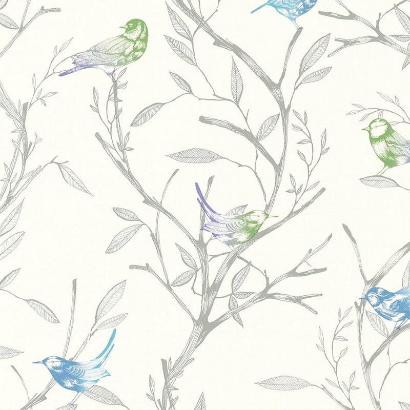 Papel pintado Living Walls Colibri 36623-1