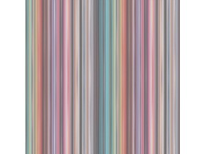 Papel pintado Missoni Home Wallcoverings 02 Riga Multicolor Vertical 10180