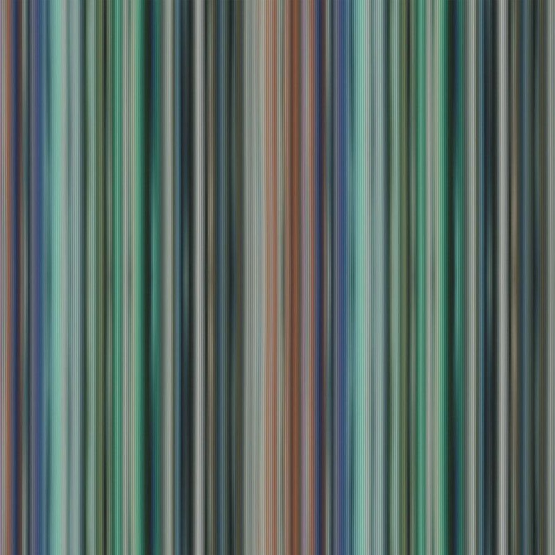 Papel pintado Missoni Home Wallcoverings 02 Riga Multicolor Vertical 10181
