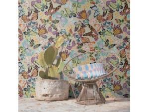 Mural Missoni Home Wallcoverings 02 Vanessa 10190 a