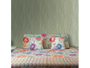 Mural Missoni Home Wallcoverings 02 Poppies Stem 10196 A