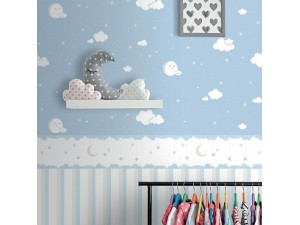Papel pintado infantil Decoas Candy 019-CAN A