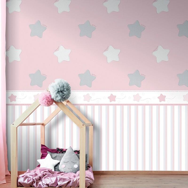Papel pintado infantil Decoas Candy 017-CAN