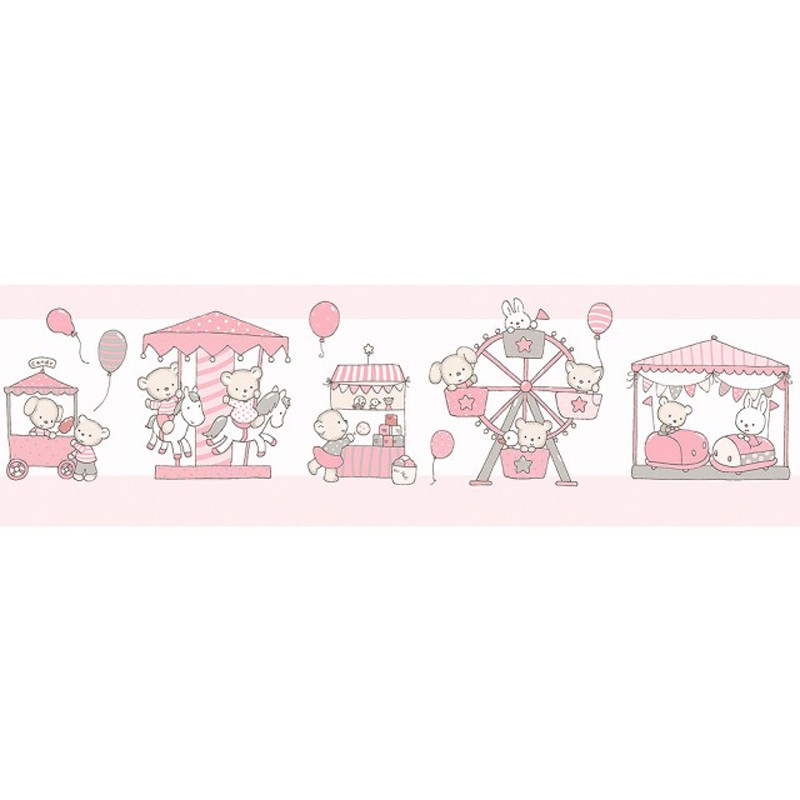 Cenefa infantil Decoas Candy 015-CAN