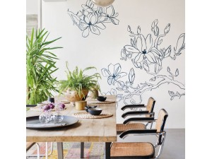 Mural decorativo Casadeco Idylie Bloom IDYL83960165