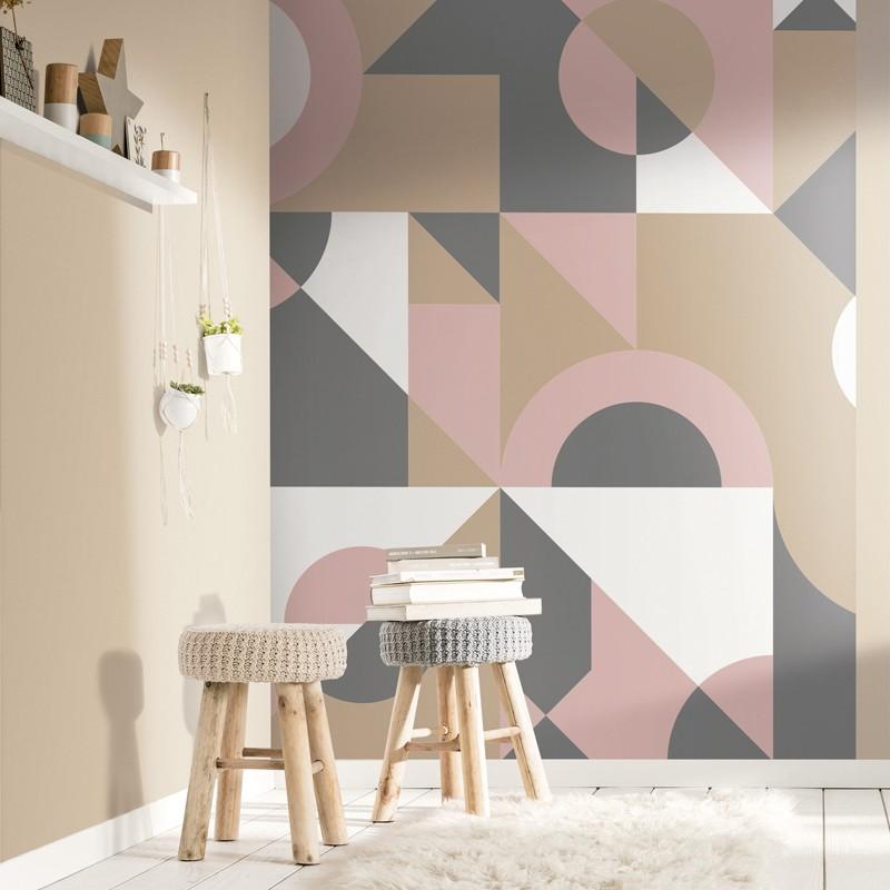 Mural decorativo Caselio Spaces Cubisme SPA100169014