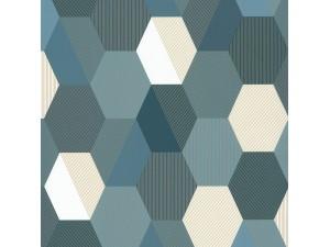 Papel pintado Caselio Spaces Hexagon SPA100106067